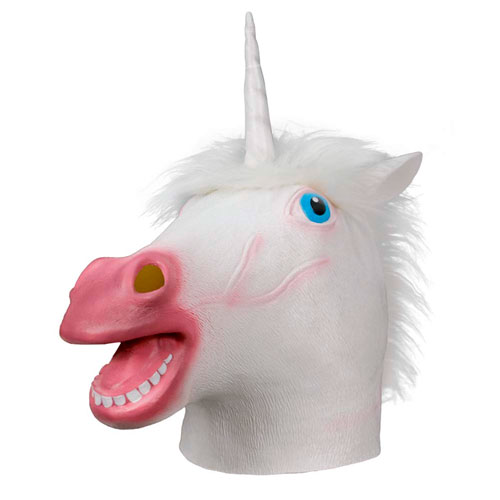 Caballos unicornio